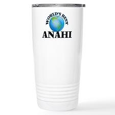 World's Best Anahi Travel Mug