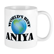 World's Best Aniya Mugs