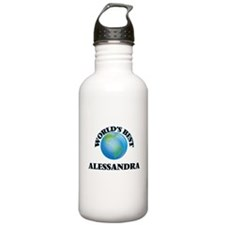 World's Best Alessandr Water Bottle