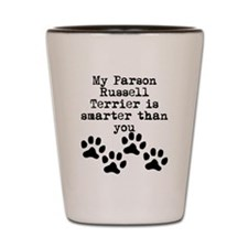 My Parson Russell Terrier Is Smarter Than You Shot