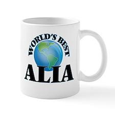 World's Best Alia Mugs