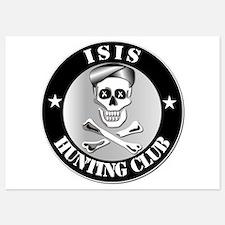 ISIS Hunting Club Invitations
