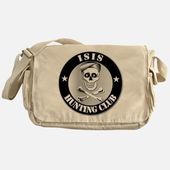 ISIS Hunting Club Messenger Bag