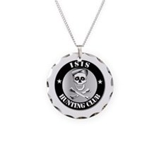 ISIS Hunting Club Necklace Circle Charm