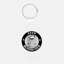ISIS Hunting Club Keychains