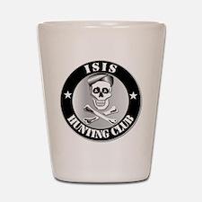 ISIS Hunting Club Shot Glass