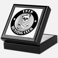 ISIS Hunting Club Keepsake Box