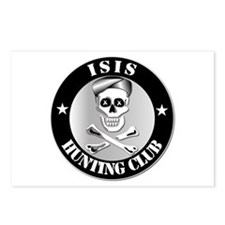 ISIS Hunting Club Postcards (Package of 8)