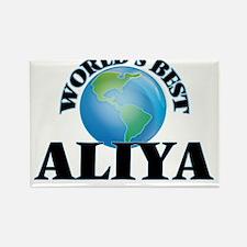 World's Best Aliya Magnets