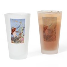 Warwick Goble Mermaid! Kids Drinking Glass