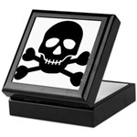 Pirate Guy Keepsake Box