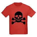 Pirate Guy Kids Dark T-Shirt