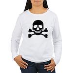 Pirate Guy Women's Long Sleeve T-Shirt