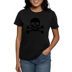 Pirate Guy Women's Dark T-Shirt