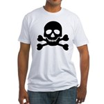Pirate Guy Fitted T-Shirt