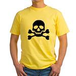 Pirate Guy Yellow T-Shirt