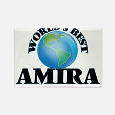 World's Best Amira Magnets