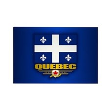 Quebec Flag Magnets
