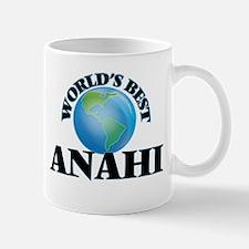 World's Best Anahi Mugs
