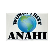 World's Best Anahi Magnets