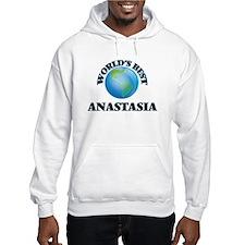 World's Best Anastasia Hoodie Sweatshirt