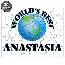 World's Best Anastasia Puzzle