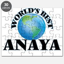 World's Best Anaya Puzzle