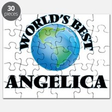 World's Best Angelica Puzzle
