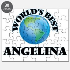 World's Best Angelina Puzzle