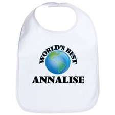 World's Best Annalise Bib
