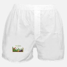 Deeply Rooted Boxer Shorts