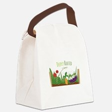 Deeply Rooted Canvas Lunch Bag