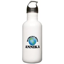 World's Best Annika Sports Water Bottle