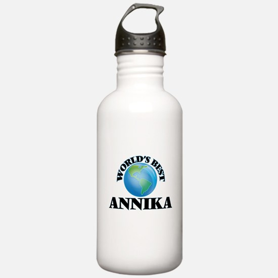 World's Best Annika Sports Water Bottle