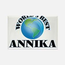 World's Best Annika Magnets