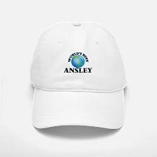 World's Best Ansley Baseball Baseball Cap