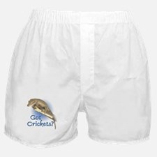 Crested Gecko Boxer Shorts
