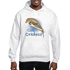 Crested Gecko Hoodie