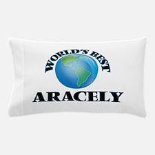 World's Best Aracely Pillow Case