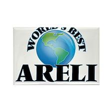 World's Best Areli Magnets