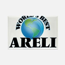 World's Best Areli Magnets