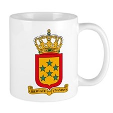 Neth Antilles Coat of Arms Mug