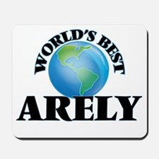 World's Best Arely Mousepad