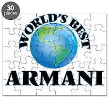 World's Best Armani Puzzle