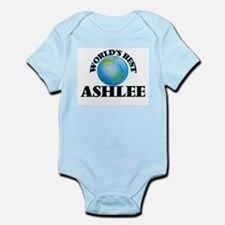 World's Best Ashlee Body Suit