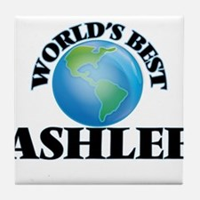 World's Best Ashlee Tile Coaster