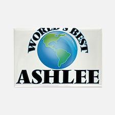 World's Best Ashlee Magnets