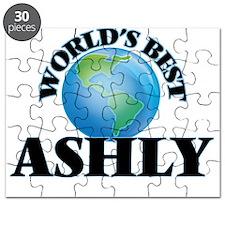World's Best Ashly Puzzle