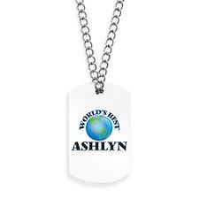 World's Best Ashlyn Dog Tags