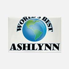 World's Best Ashlynn Magnets